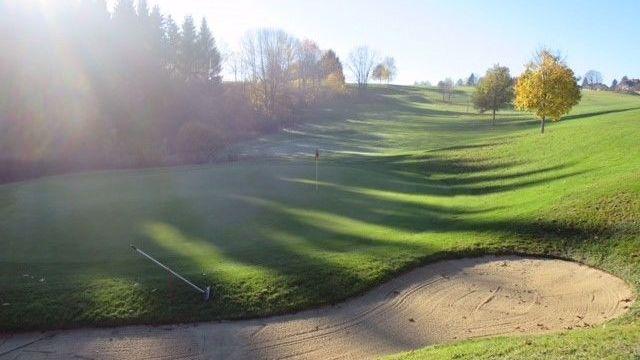 Golfplatz in Rickenbach