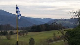 Golfplatz in Nack-Lottstetten