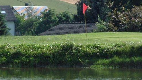 Golfplatz in Tegernbach