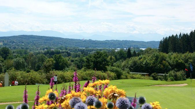 Golfplatz in Starnberg