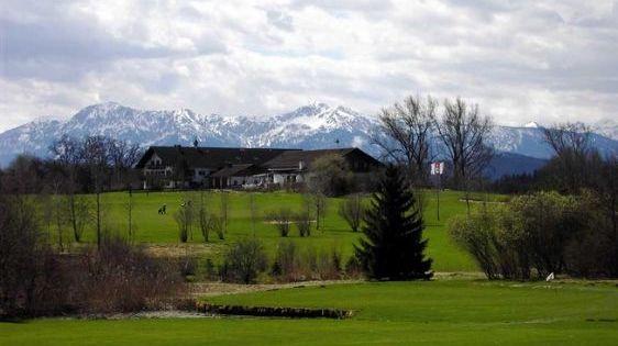 Golfplatz in Iffeldorf