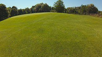 Golfplatz in Fridolfing/Anthal