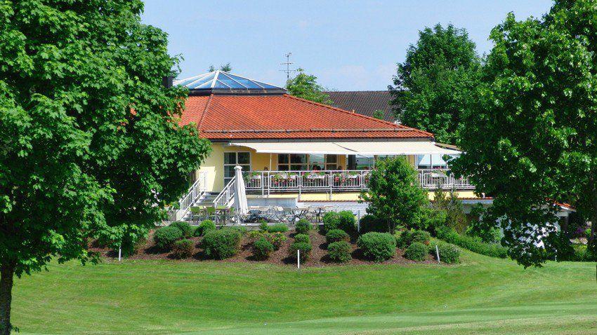 Golfplatz in Pfaffing