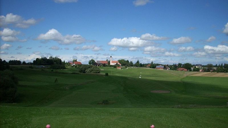 Golfplatz in Ergoldsbach