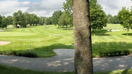 Golfplatz in Hebertsfelden
