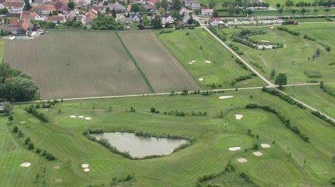 Golfplatz in Oberndorf-Eggelstetten