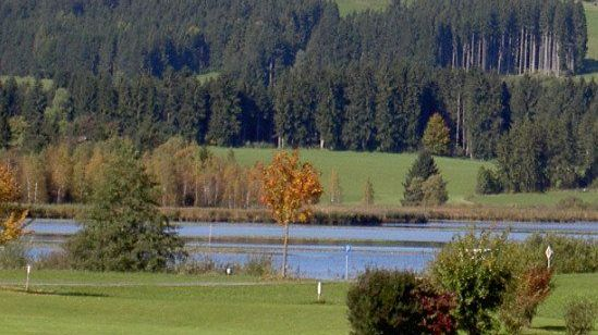 Golfplatz in Bernbeuren