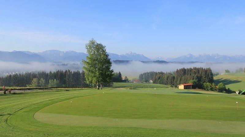 Golfplatz in Lechbruck am See