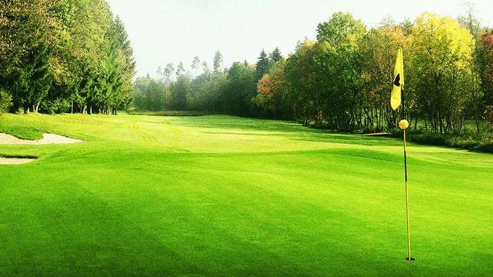 Golfplatz in Weißensberg