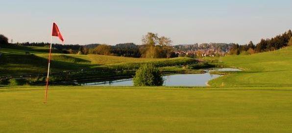 Golfplatz in Scheidegg