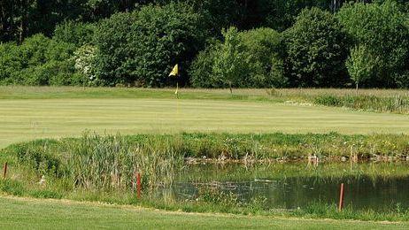Golfplatz in Bad Saulgau