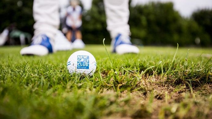 Golfplatz in Neu-Ulm
