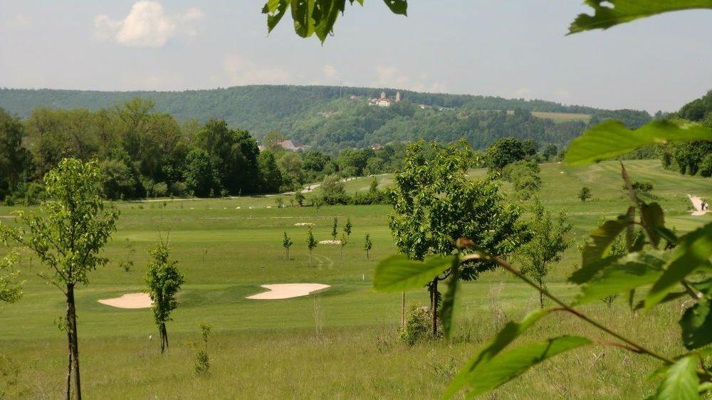 Golfplatz in Beilngries