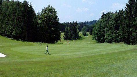 Golfplatz in Waldkirchen
