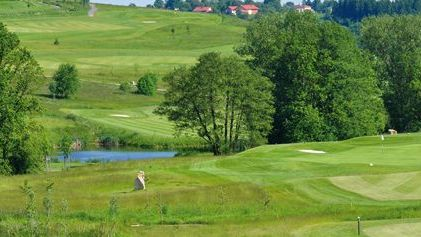 Golfplatz in Fürstenzell