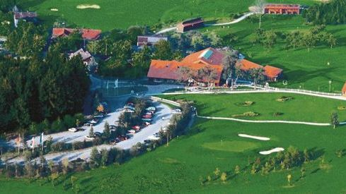 Golfplatz in Bad Griesbach