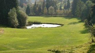 Golfplatz in Lindberg