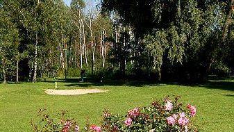 Golfplatz in Bamberg