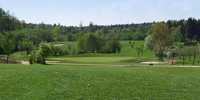 Golfplatz in Schlüsselfeld-Reichmannsdorf