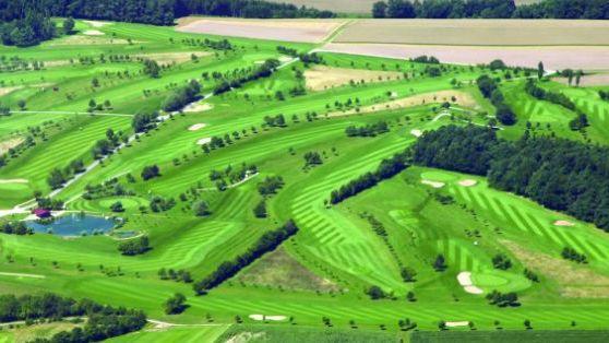 Golfplatz in Geiselwind