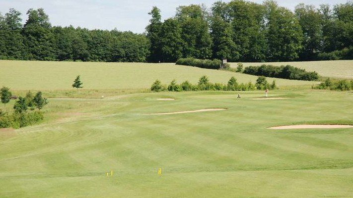 Golfplatz in Löffelsterz