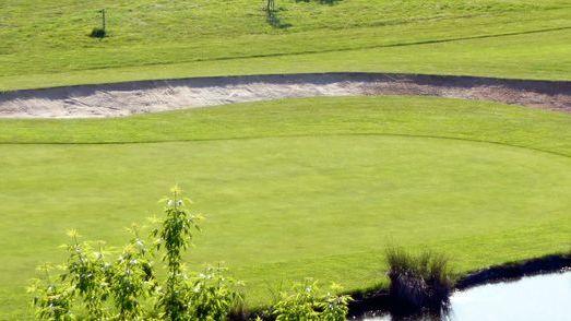 Golfplatz in Erfurt-Schaderode