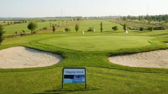 Golfplatz in Hörselberg-Hainich