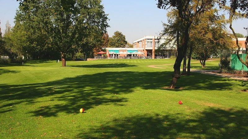 Golfplatz in Mannheim