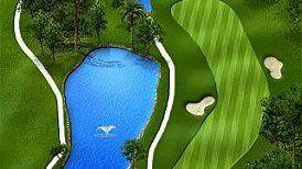 Golfplatz in Palma de Mallorca