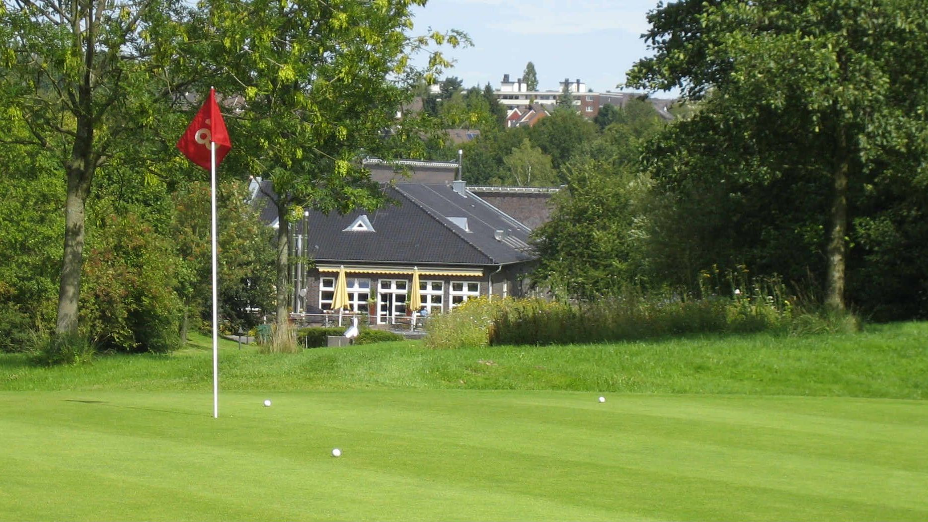 Golfplatz in Ratingen-Homberg