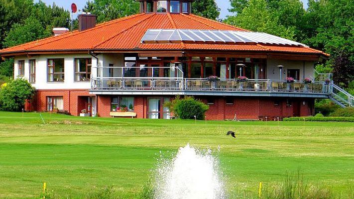 Golfplatz in Gifthorn