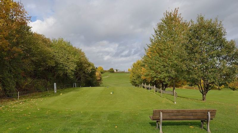 Golfplatz in Dillenburg