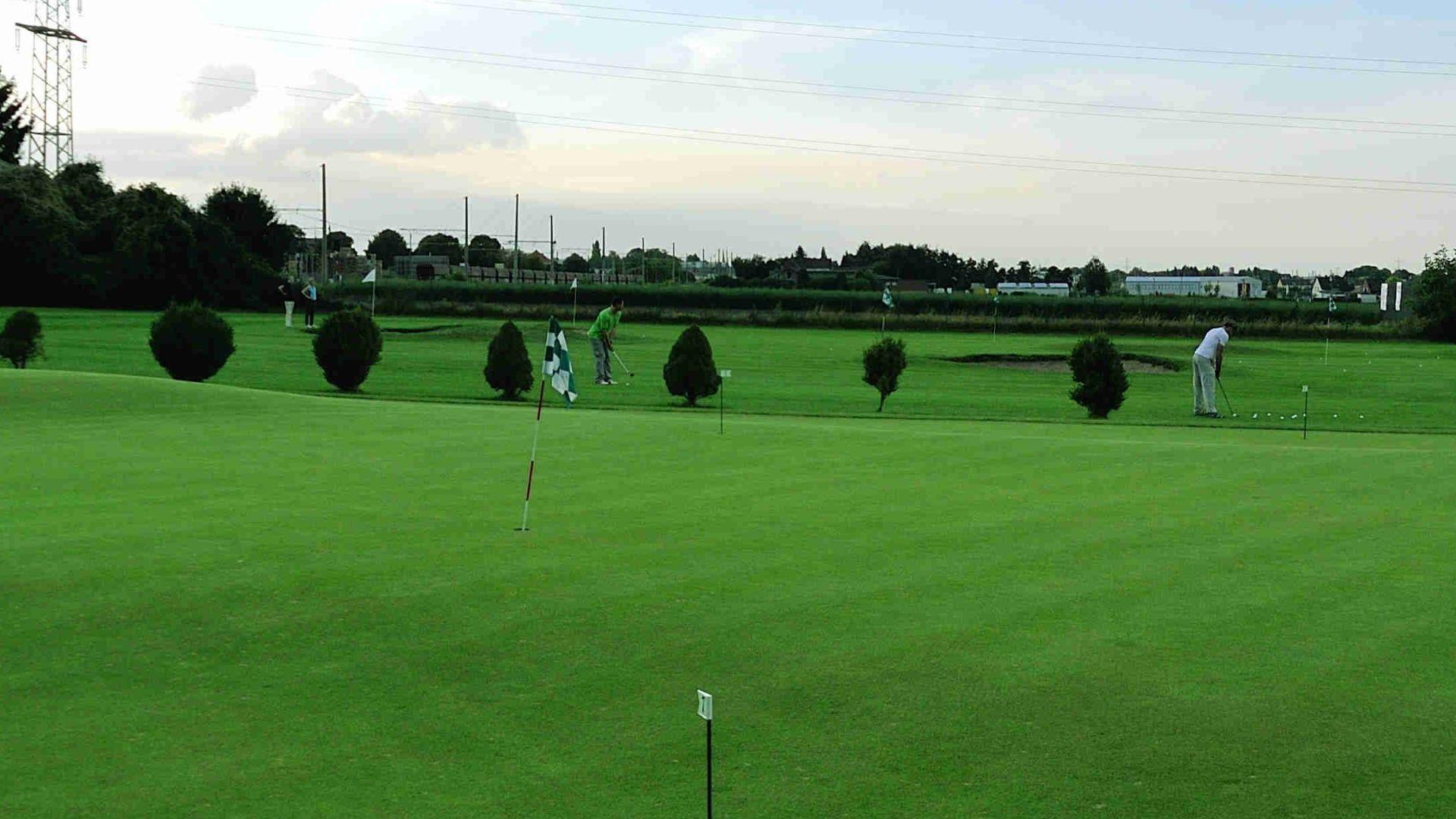 Golfplatz in Hürth Fischenich