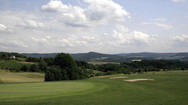 Golfplatz in Hösbach