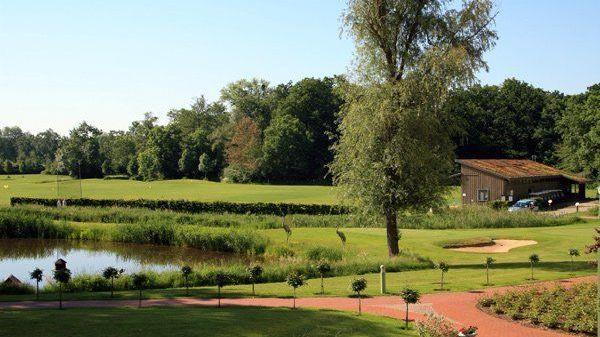Golfplatz in Teschow