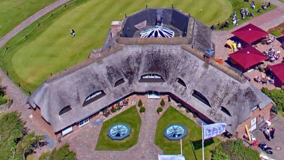 Golfplatz in Wenningstedt