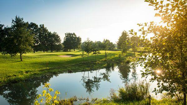 Golfplatz in Rotthalmünster