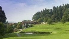 Golfplatz in Haarbach