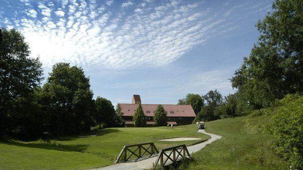 Golfplatz in Haarbach/Uttlau