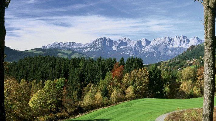 Golfplatz in Westendorf