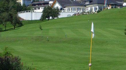 Golfplatz in Aigen im Ennstal