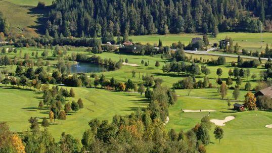 Golfplatz in Radstadt