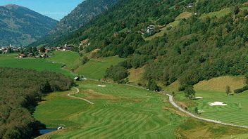 Golfplatz in Bad Gastein