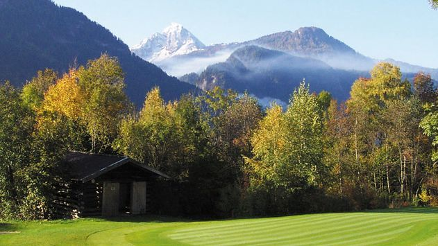 Golfplatz in Goldegg