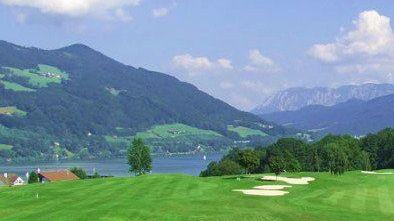 Golfplatz in Mondsee
