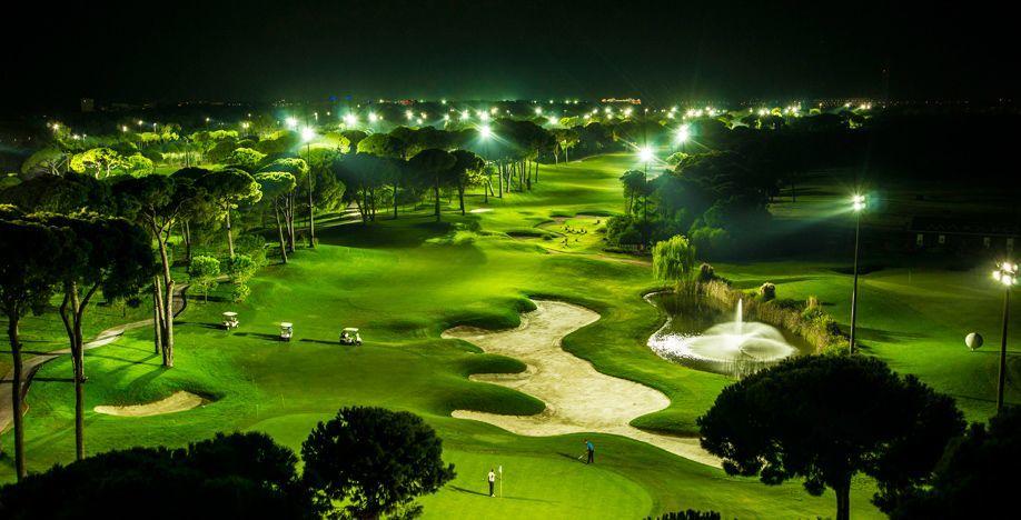 Golfplatz in Belek, Antalya