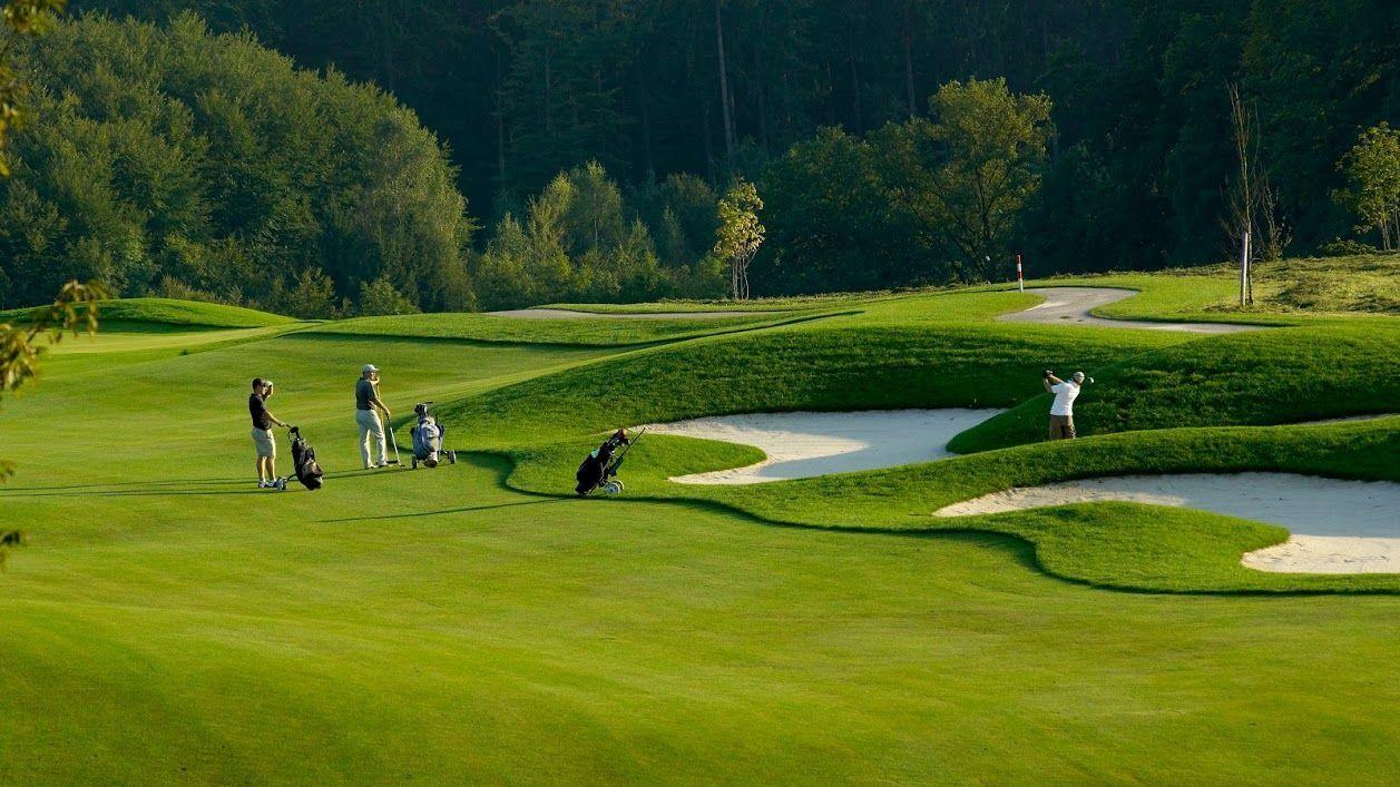Golfplatz in Kemptthal