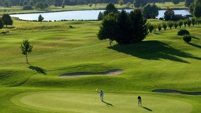 Golfplatz in Lebring