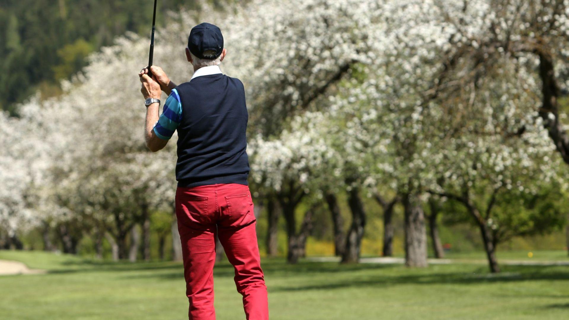 Golfplatz in Frohnleiten