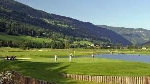 Golfplatz in St. Georgen ob Murau